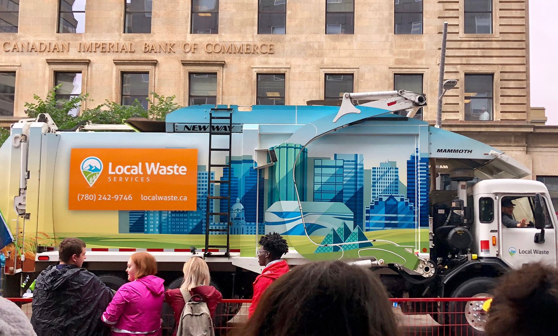 Local Waste Services Corp. Completes Founding Acquisition